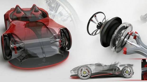 Bu da Ferrari'nin elektrikli aracı - Page 4