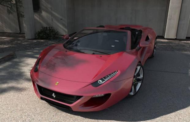 Ferrari'nin son canavarı! - Page 2