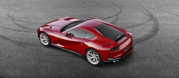 Ferrari'nin yeni modeli 812 Superfast'in haziranda Türkiye'de - Page 3
