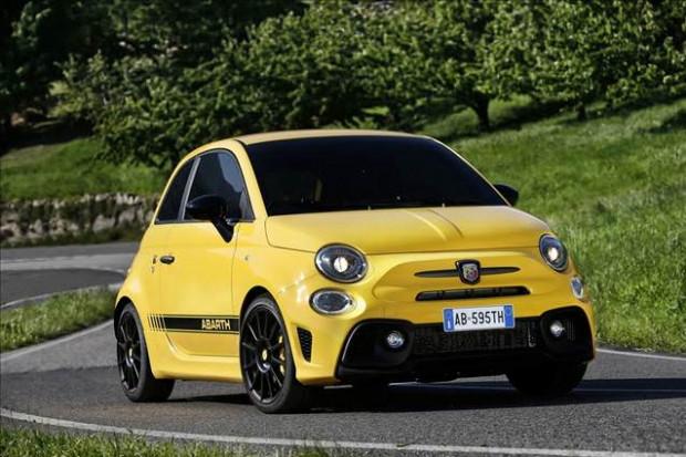 Fiat 500 üzerinden geliştirilen 595 modelini Avrupa'da - Page 1