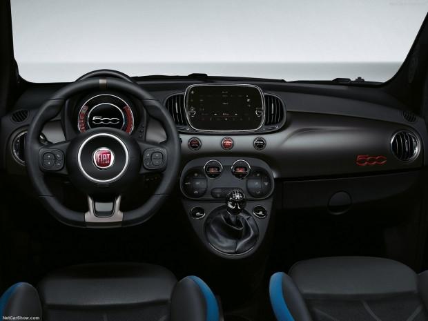 Fiat 500S'in sedan ve cabrio modelide mevcut - Page 1
