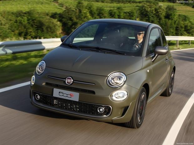 Fiat 500S'in sedan ve cabrio modelide mevcut - Page 4