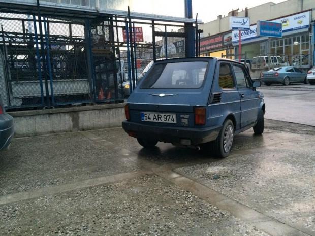 Fiat Bis'i alıp elektrikli araca dönüştüren Türk mucit - Page 1