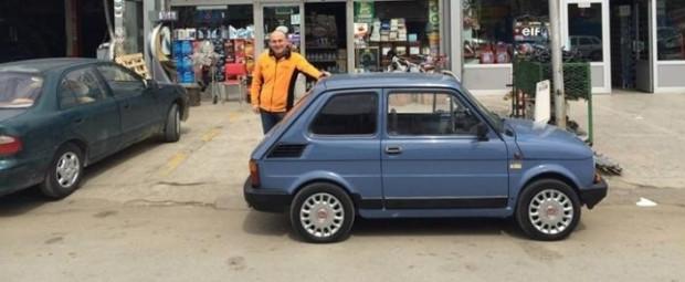Fiat Bis'i alıp elektrikli araca dönüştüren Türk mucit - Page 2