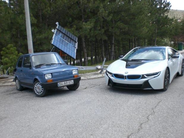Fiat Bis'i alıp elektrikli araca dönüştüren Türk mucit - Page 4