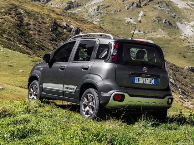 Fiat Panda Cross 2017 - Page 1