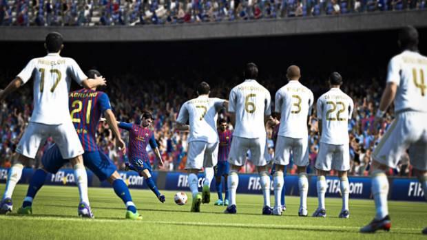 FIFA 13 iOS'tan görüntüler! - Page 2