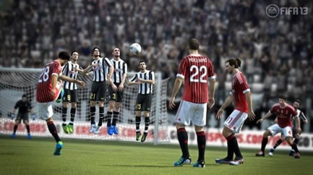 FIFA 13 iOS'tan görüntüler! - Page 4