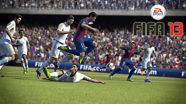 FIFA 13 vs PES 2013 Karaler - 10 Eylül - Page 1