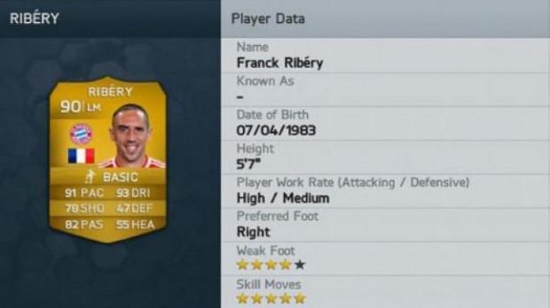 FIFA 14'ün en iyi oyuncuları - Page 1