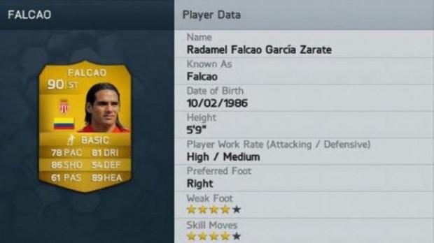 FIFA 14'ün en iyi oyuncuları - Page 2