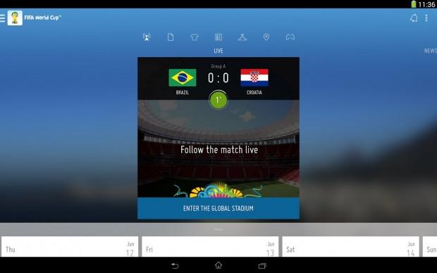 FIFA Dünya Kupası 2014'ü bu uygulamalardan takip edin! - Page 1