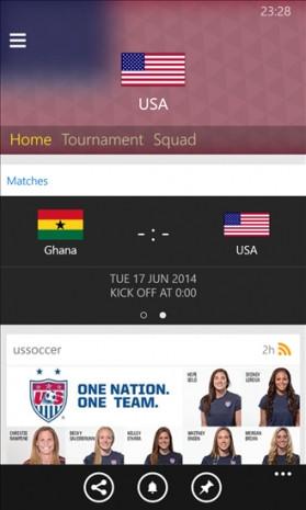 FIFA Dünya Kupası 2014'ü bu uygulamalardan takip edin! - Page 4