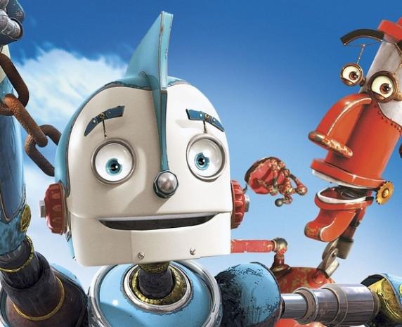 Filmlerde yer alan bu dikkat çekici robotlar - Page 1