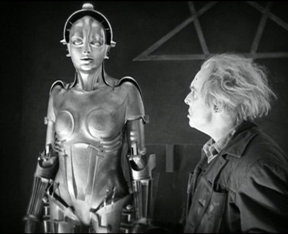 Filmlerde yer alan bu dikkat çekici robotlar - Page 3
