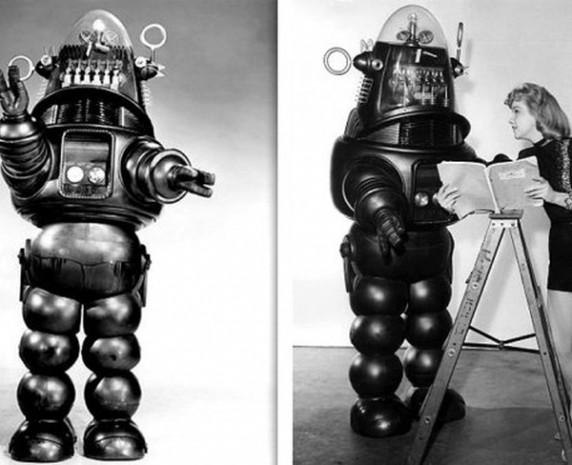 Filmlerde yer alan bu dikkat çekici robotlar - Page 4