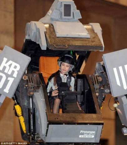Filmlerden esinlenerek yapılan robotlar - Page 1