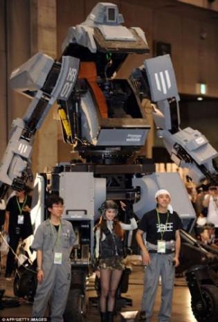 Filmlerden esinlenerek yapılan robotlar - Page 3