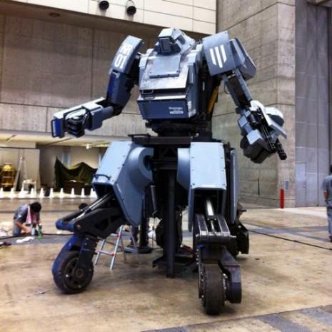 Filmlerden esinlenerek yapılan robotlar - Page 4