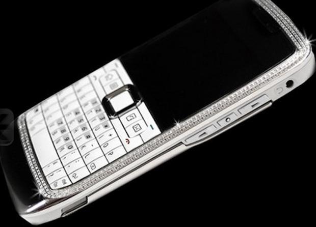 Fiyatı üzerindeki taşlardan gelen dünyanın en pahalı telefonları - Page 3