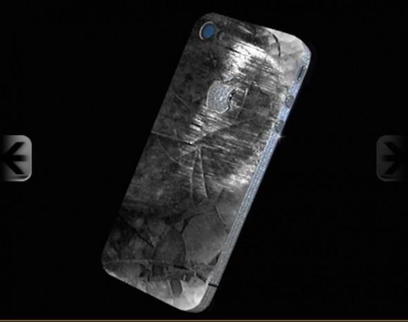 Fiyatı üzerindeki taşlardan gelen dünyanın en pahalı telefonları - Page 7