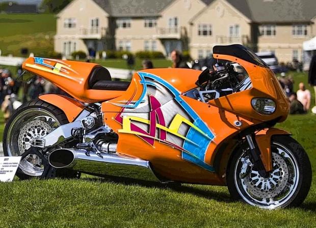 Fiyatlarıyla Dudak Uçuklatan Dünyanın En Pahalı 15 Motosikleti - Page 4