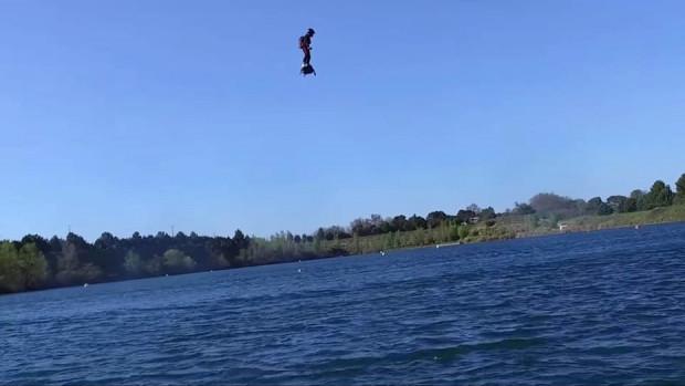 Flyboard Air, hoverboard kavramını değiştiriyor! - Page 1
