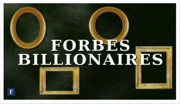 Forbes 2015'in milyarderlerini açıkladı! - Page 1