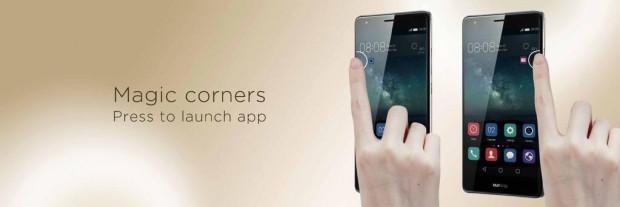 Force Touch'lı Huawei Mate S görücüye çıktı - Page 1