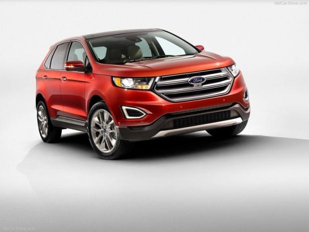 Ford, 2015'e Edge ile damga vuracak - Page 3