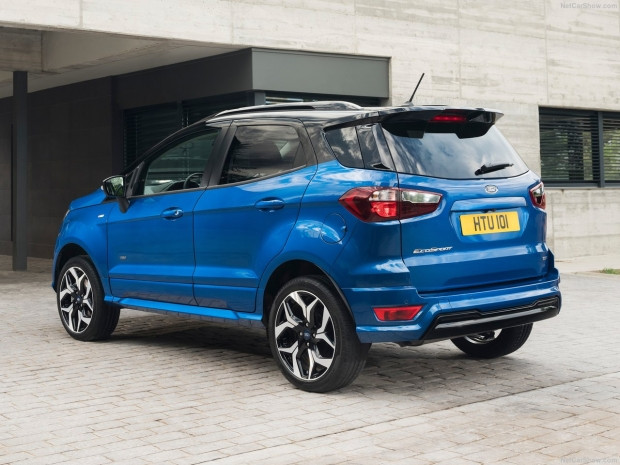 Ford EcoSport ST-Line 2018 - Page 2