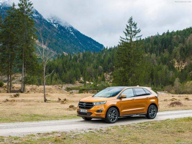 Ford en sessiz otomobil Edge AB versiyonunu sergiledi - Page 1