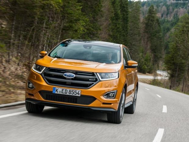 Ford en sessiz otomobil Edge AB versiyonunu sergiledi - Page 2