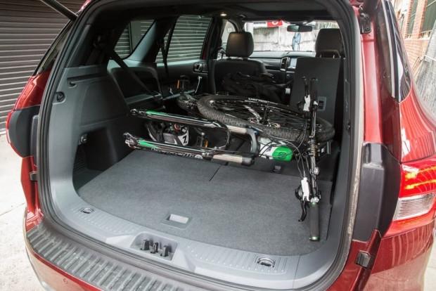 Ford Everest SUV'a daha yakından bakın - Page 2