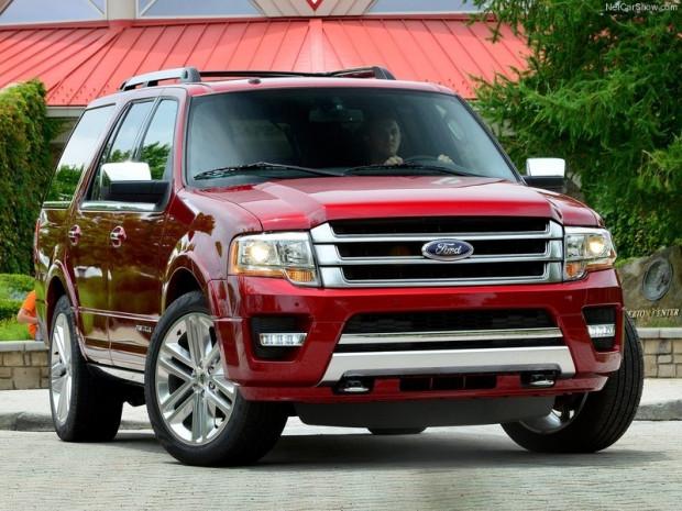 Ford Expedition platınum 2015 - Page 4