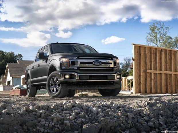 İşte karşınızda 2018 model Ford F-150! - Page 2