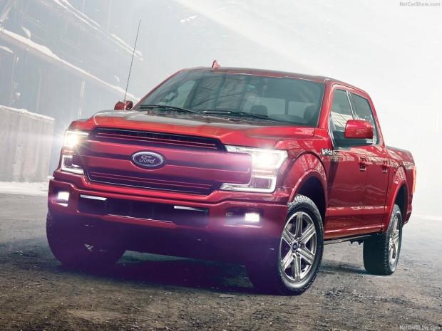 İşte karşınızda 2018 model Ford F-150! - Page 4