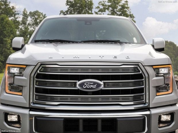 Ford F-150 Limited (2016) - Page 4