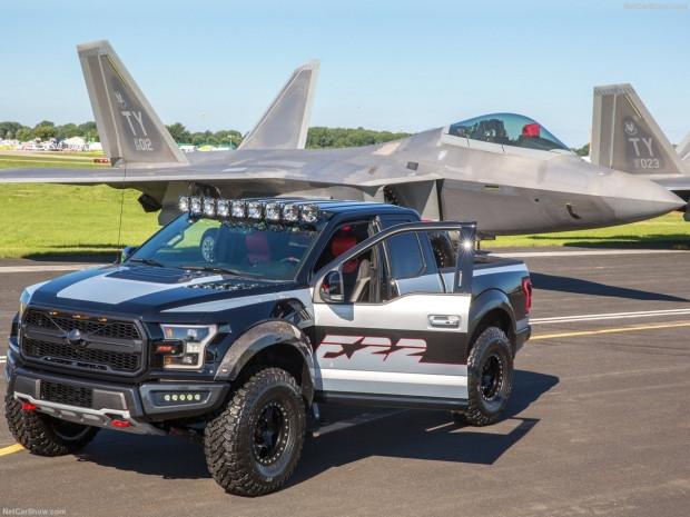 Ford F-150 Raptor F-22 Konsepti - Page 4