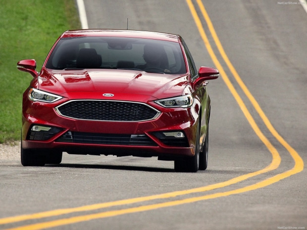 Ford Fusion V6 Sport 2017 - Page 3