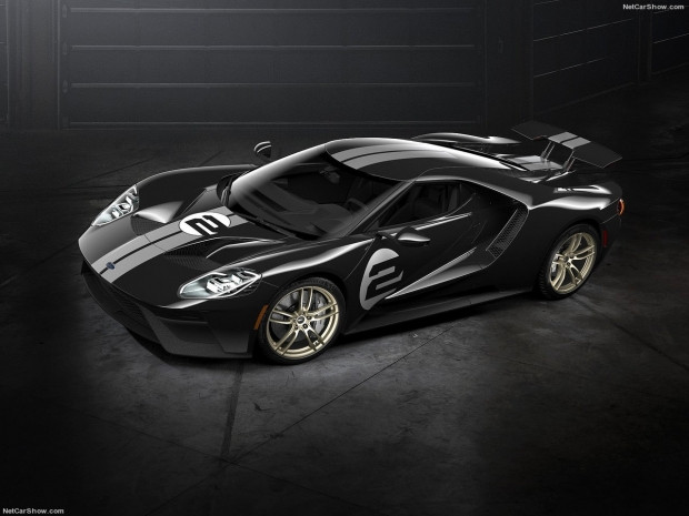 Ford GT 66 Heritage 2017 - Page 3