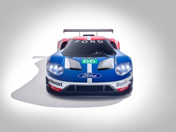 Ford GT Le Mans Racecar - Page 2