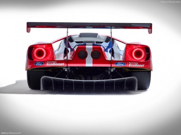 Ford GT Le Mans Racecar - Page 3