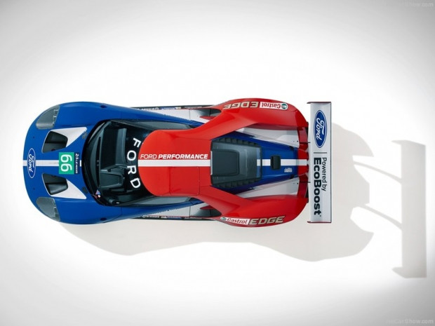 Ford GT Le Mans Racecar - Page 4