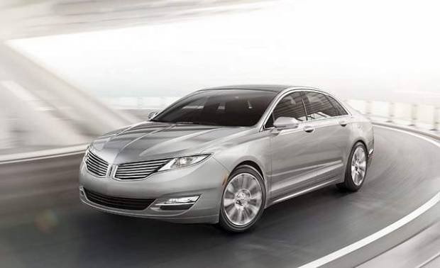 Ford Lincoln MKZ - Page 1