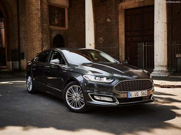 Ford Mondeo Vignale, 2016 yılının makam otomobili - Page 2