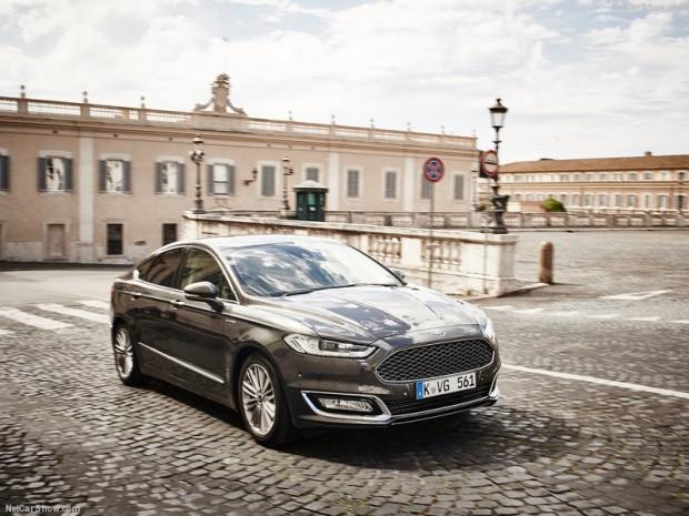 Ford Mondeo Vignale, 2016 yılının makam otomobili - Page 3