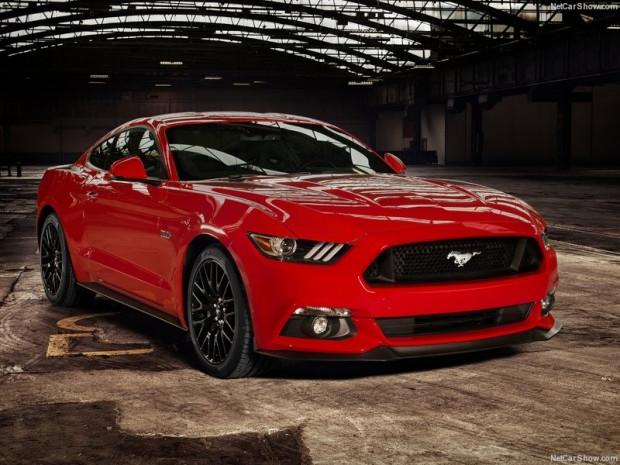 Ford Mustang, AB-Versiyonu - Page 2