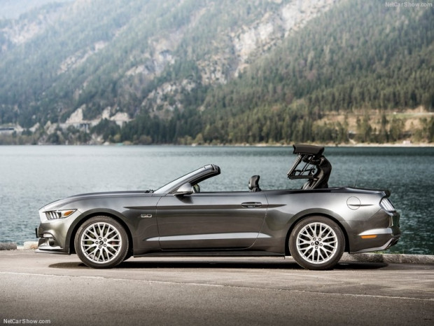 Ford Mustang Convertible AB-Versyonu - Page 1