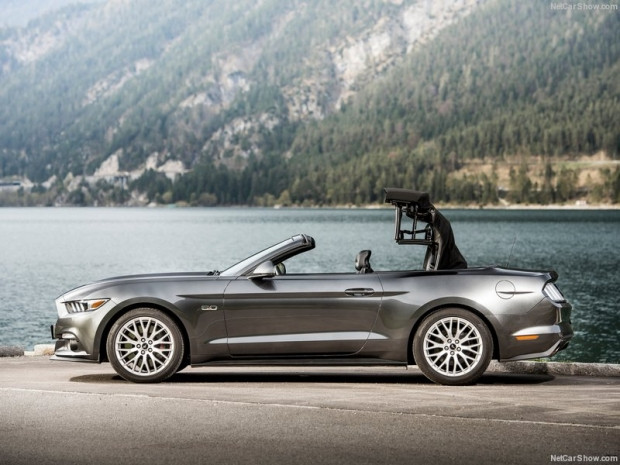Ford Mustang Convertible AB-Versyonu - Page 2